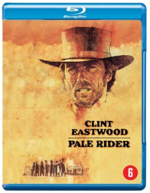Pale Rider - Clint Eastwood (Blu-ray) EAN 7321906210892
