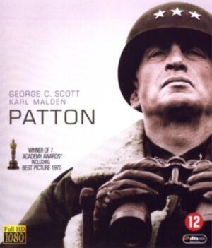 Patton - George C. Scott, Karl Malden (Blu-Ray) EAN 8712626038412