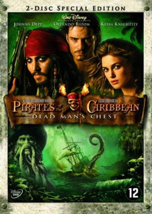 Pirates Of The Caribbean Dead Man's Chest 2 disc special edition - Johnny Depp EAN 8717418106201
