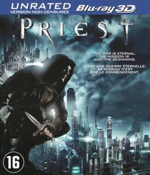 Priest 2011 - Stephen Moyer (3D Blu-ray) EAN 8712609654080