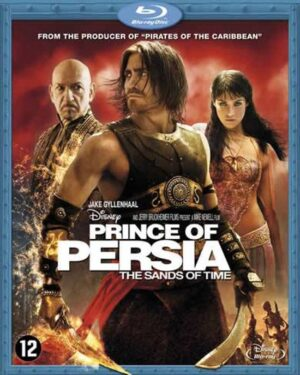 Prince Of Persia The Sands Of Time - Jake Gyllenhaal, Gemma Arterton (Blu-ray) EAN 8717418275068