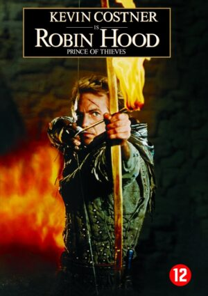 Robin Hood Prince Of Thieves - Kevin Costner EAN 7321931140003