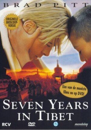 Seven Years In Tibet - Brad Pitt, David Thewlis EAN 8713045200015