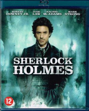 Sherlock Holmes - Robert Downey jr, Jude Law (Blu-ray) EAN 5051888050347