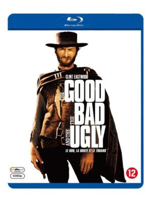 The Good, The Bad and The Ugly - Clint Eastwood (Blu-ray) EAN 8712626041399