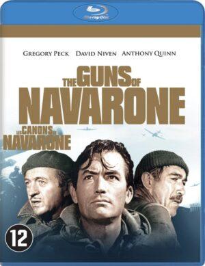 The Guns Of Navarone (Blu-ray) EAN 8712609654141
