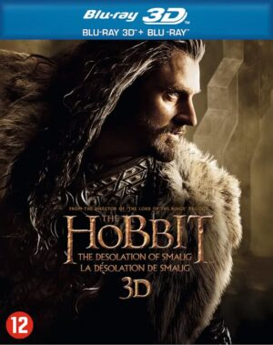 The Hobbit 2 (3D & 2D Blu-ray) The Desolation of Smaug.