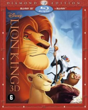 The Lion King (Diamond Edition) (3D Blu-ray) EAN 8717418335045