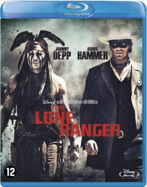 The Lone Ranger - Johnny Depp, Armie Hammer (Blu-Ray) EAN 8717418414290