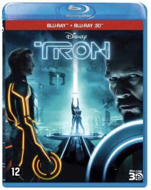 Tron Legacy (3D Blu-ray) EAN 8717418301903