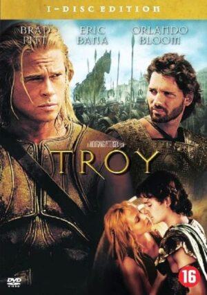 Troy - Brad Pitt, Eric Bana, Orlando Bloom EAN 7321932588187