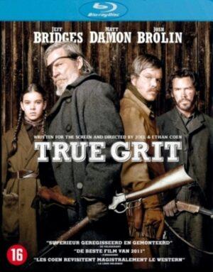 True Grit - Jeff Bridges, Matt Damon (Blu-ray) EAN 8714865331897