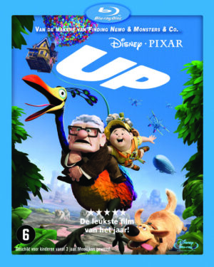 Up Disney Pixar (Blu-ray) EAN 8717418239480