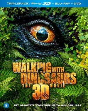 Walking With Dinosaurs The Movie (3D+2D Blu-ray+Dvd) EAN 8715664112199