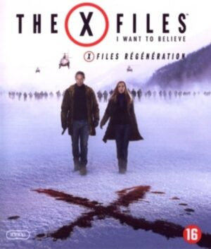 X-Files - I Want To Believe (Blu-Ray) EAN 8712626040736