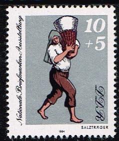 Duitsland (DDR) 1984 Nationale Briefmarkenausstellung nr 2882