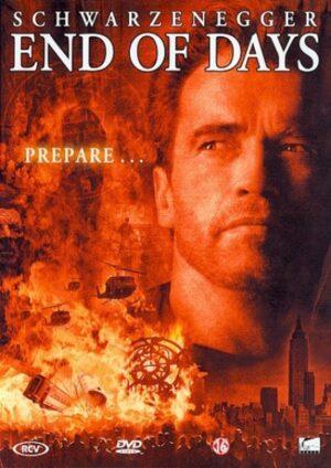 End Of Days - Arnold Schwarzenegger EAN 8713045005474