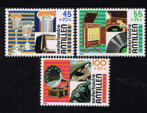 Ned. Antillen 1984 Cultuur NVPH 776-778