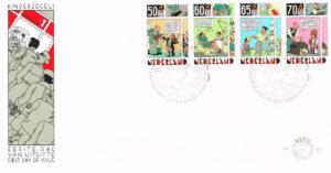 Nederland 1984 FDC Kind onbeschreven E223