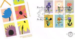 Nederland 2004 FDC Zomerzegels onbeschreven E497