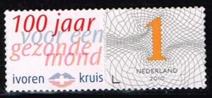 Nederland 2010 Persoonlijke zakenpostzegel NVPH 2750