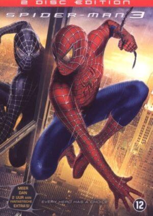 Spiderman 3 (2DVD) - Tobey Maguire, Kirsten Dunst EAN 8712609592764