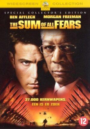 Sum Of All Fears - Ben Affleck, Morgan Freeman EAN 8714865557679