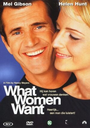 What Women Want - Mel Gibson, Helen Hunt EAN 8713045201470