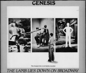 Genesis - The Lamb Lies Down On Broadway EAN 0724383977420