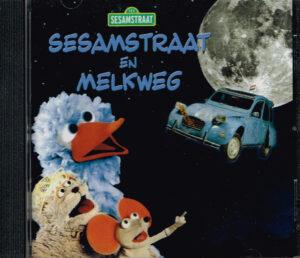 Sesamstraat - Sesamstraat en Melkweg EAN 8712155006050