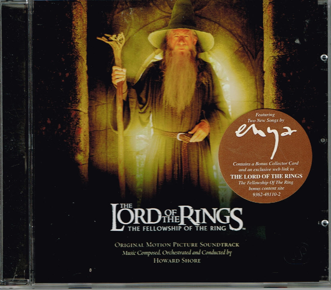 the lord of the rings the fellowship of the ring ean
