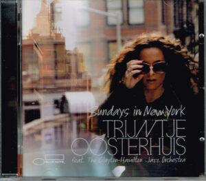 Trijntje Oosterhuis - Sundays In New York (AD Versie) EAN 5099907146022