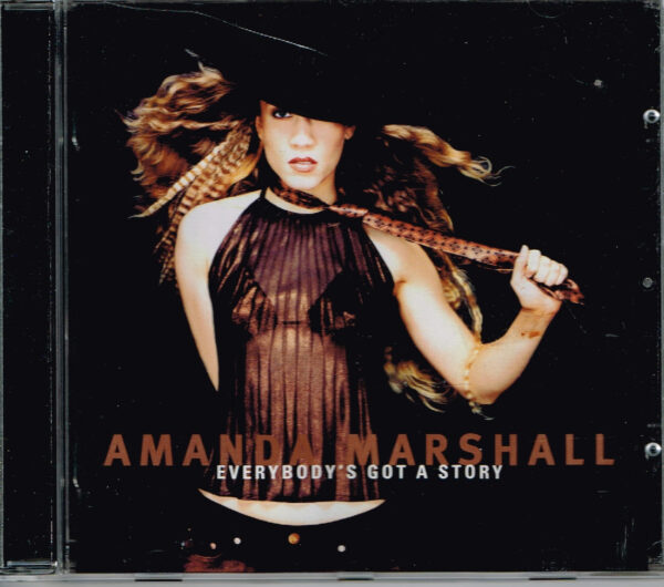 Amanda Marshall - Everybody S Got A Story EAN 5099750509821