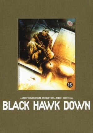 Black Hawk Down - Josh Hartnett, Eric Bana, Ewan McGregor, EAN 8712609035315