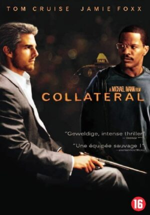 Collateral - Tom Cruise, Jamie Foxx EAN 8714865550489