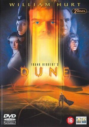 Dune - The Miniseries - William Hurt EAN 8712609749694