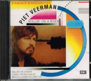 Piet Veerman - Rollin' On A River - Famous Favourites EAN 077779583027