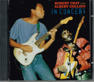 Robert Cray with Albert Collins - In Concert EAN 766126451620