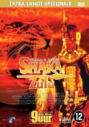 Shaka Zulu 1 - Trevor Howard, Robert Powell, Fiona Fullerton, EAN 8711983453951