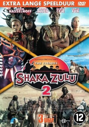 Shaka Zulu 2 - Citadel Henry Cele, Grace Jones, Omar Sharif, EAN 8711983452800