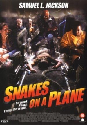 Snakes On A Plane - Samuel L. Jackson EAN 8713045212292