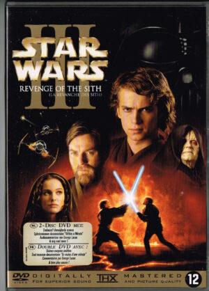 Star Wars III - Revenge Of The Sith EAN 8712626019183