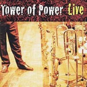 Tower of Power - Soul Vaccination Live EAN 5099749491229