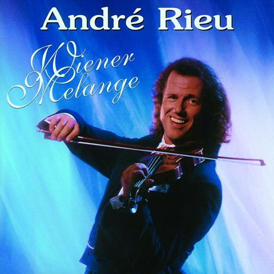 Andre Rieu - Wiener Melange EAN 731452878625