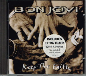 Bon Jovi - Keep the Faith EAN 731451419720