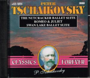 Classics Forever Peter Tschaikovsky - London Festival Orchestra EAN 8712155001123