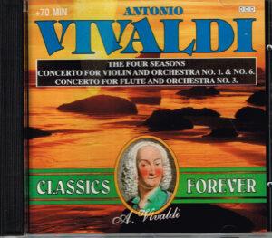 Classics Forever Vivaldi - Hamburg Chamber Orchestra EAN 8712155001130
