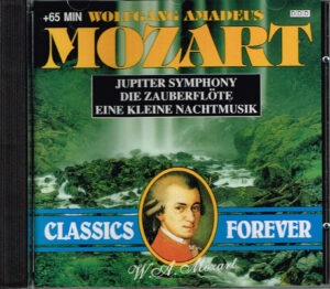 Classics Forever Wolfgang Mozart - London Philharmonic Orchesrta EAN 8712155001093