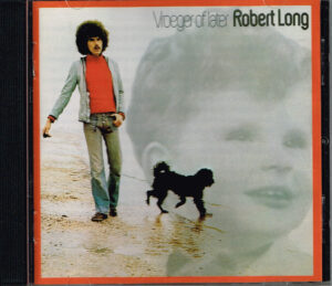 Robert Long - Vroeger Of Later EAN 724385927720