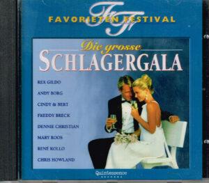 Various - Die Grosse Schlagergala EAN 8712705041630